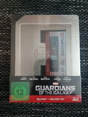 Guardians of the Galaxy 3D Steelbook