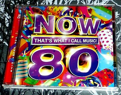 Various Artists-Now That's What I Call Music! 80 DOUBLE CD