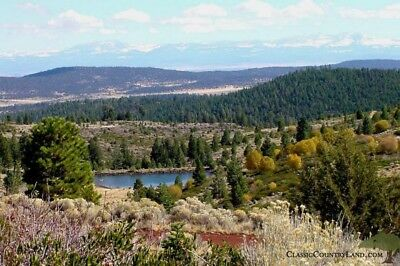 WOW Northern California Property in California Pines - Modoc County, CA