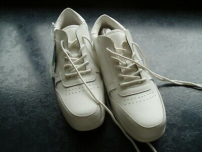 21 BOTRA Worthing Marked Ladies Girls Brown Sports Trainer Style Bowls Shoes