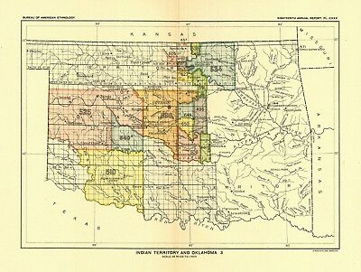 1816 LUCAS ATLAS MAP POSTER genealogy family history OHIO  INDIAN TERRITORY 27