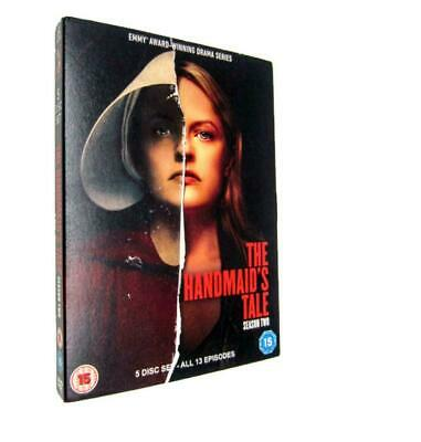 The Handmaid's Tale Season 2 DISK ONLY Region 2