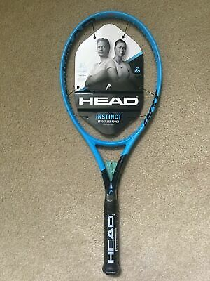 "2019 Head Graphene 360 Instinct MP Tennis Racket 4 3/8"" Grip"
