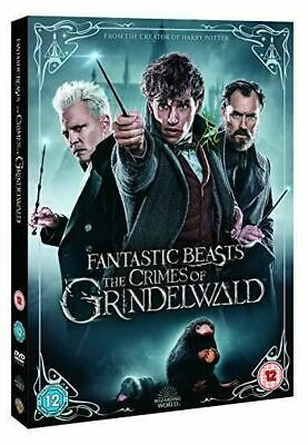 Fantastic Beasts 2: The Crimes of Grindelwald (DVD) DISK ONLY