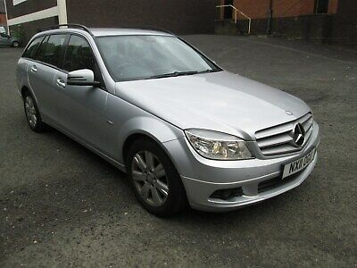 2011 MERCEDES-BENZ C CLASS DIESEL ESTATE C200 CDI BlueEFFICIENCY Executive SE