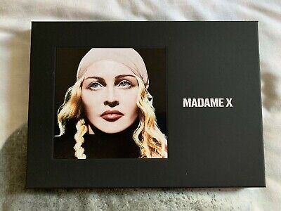 MADONNA Madame X BOX deluxe limited edition coffret SEALED