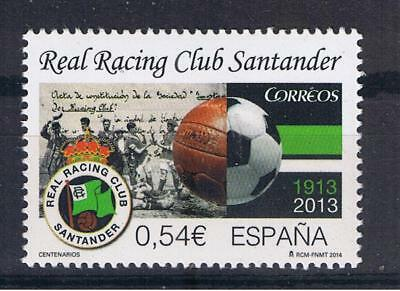 Spanien 2014 Real Racing Club Santander, Centenario 2013***