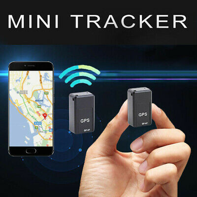 GF07 Magnetic GSM Mini GPS Tracker Real Time Tracking Locator Device For Car