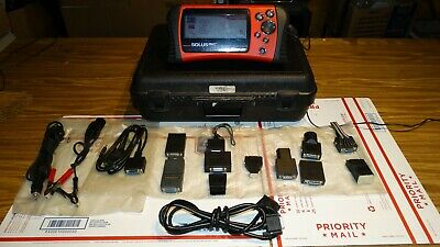 SNAP-ON EESC316 Solus Pro Scanner Newest Version Euro, Asian