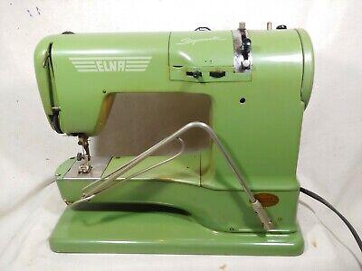 ELNA EXCELLENCE 730 Sewing Machine - Just serviced! LOOK