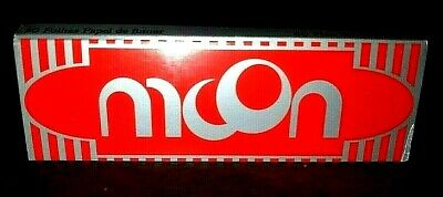 Moon Red Rolling Papers Slow Burning 50 Leaves Buy 4 @ Only .63/PK!