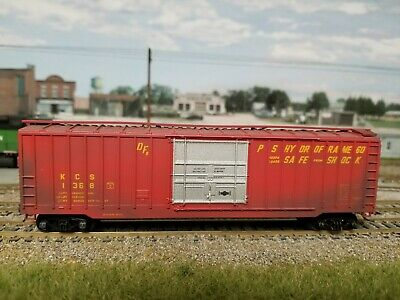 NEW ATHEARN RTR Ho Wisconsin & Southern 50' Double Plug Door Boxcar