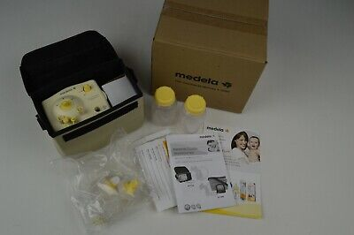 Medela Breast Pump In Style Advanced Double Starter 57038 New In Opened Box