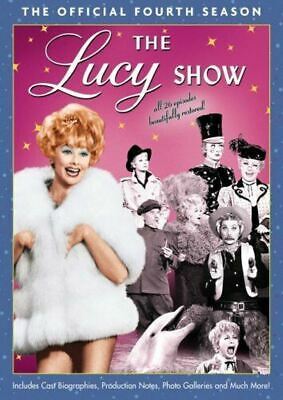 The Lucy Show: The Official Fourth Season (DVD, 2011, 4-Disc Set)