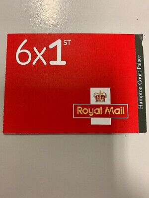 6 x Brand New Royal Mail 1st Class Stamps Self Adhesive Free P&P