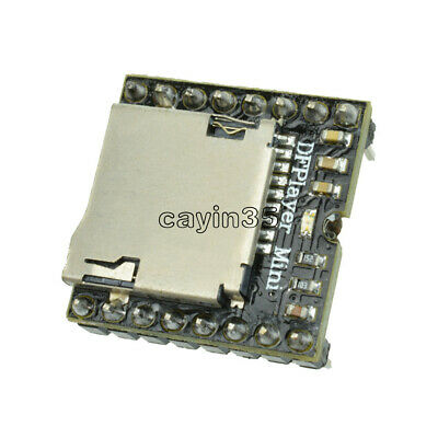 TF Card U Disk Mini MP3 Player Audio Voice Module Arduino DFPlayer Mini Board UK