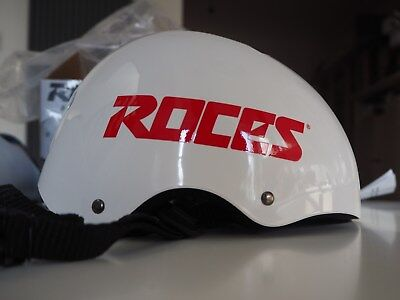 """ROCES - Helmet """"Aggressive"""" - Size S - NEW NEVER USED"""
