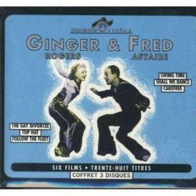 Fred Astaire & Ginger Rogers CD