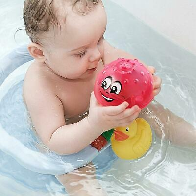 2019 NEW Bath Toy Light Cute Infant Children Electric Induction Sprinkler Toy