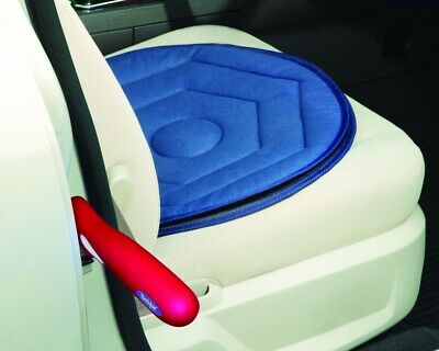 Car mobility aid solution Swivel seat and handy bar disability aid