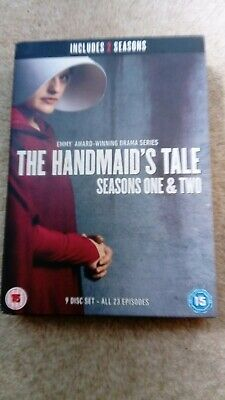 The Handmaid's Tale Season 1-2 DVD
