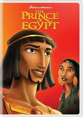 The Prince of Egypt (1998 Animated) DVD NEW