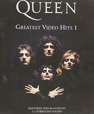 Queen: Greatest Video Hits: Volume 1 DVD NEW