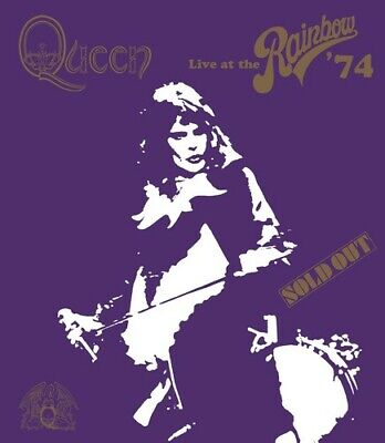 Queen: Live at the Rainbow '74 DVD NEW