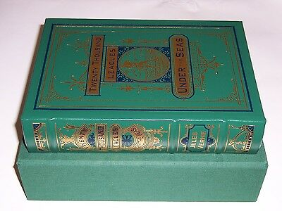 Easton Press Deluxe Limited 20000 TWENTY THOUSAND LEAGUES UNDER THE SEAS - Verne