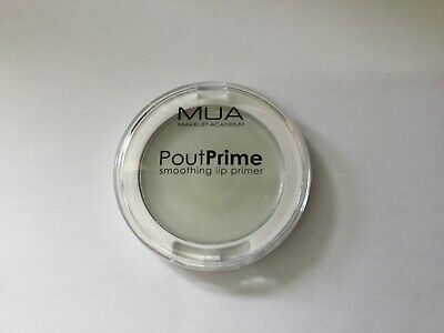 MUA makeup academy - Pout Prime Smoothing Lip Primer - 2.3g - new - free p&p