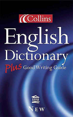Collins English Dictionary Plus, Not Known, Very Good Book