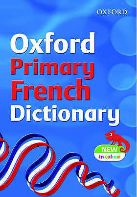 OXFORD PRIMARY FRENCH DICTIONARY, Janes, Michael, Very Good Book