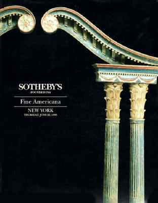 Sotheby's Fine Americana Collections