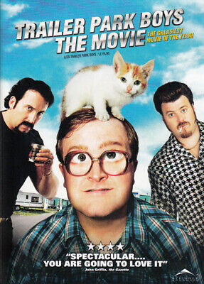 Trailer Park Boys - The Movie New Dvd
