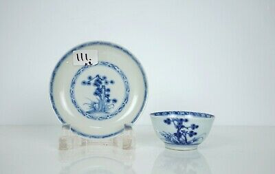 The Nanking Cargo Tea Cup and Saucer