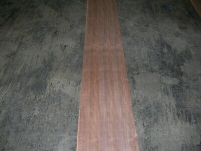 Walnut Wood Veneer. 5 x 98, 6 Sheets.