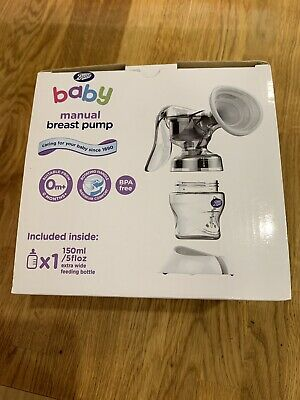 Boots Manual Breast Pump