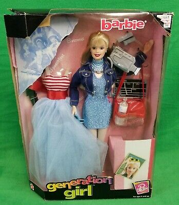 Barbie Generation Girl and Accessories