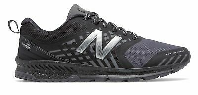 New Balance Men's Fuelcore Nitrel Trail Shoes Black With Grey