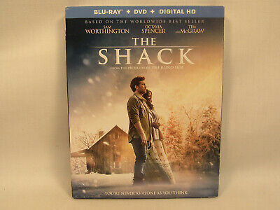 The Shack Blu-ray NEW FACTORY SEALED