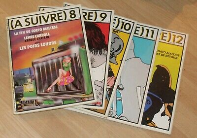A Suivre, 5 issues