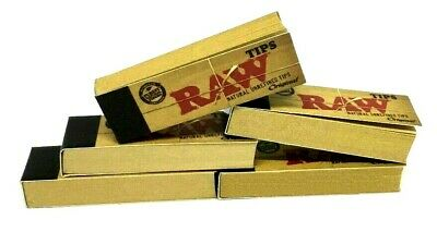 Raw Tips 50 Count Buy 4 or More Only $1.10 Each! *USA FAST SHIPPER*