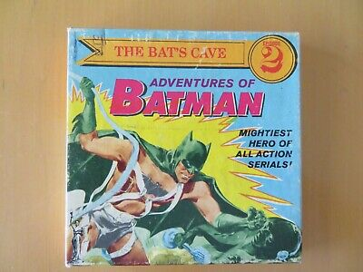 Adventures of Batman Episode 2 The Bat's Cave 8mm Columbia Home Movie