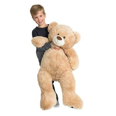 Extra Large Teddy Bear Soft Plush Toy Giant Brown Cuddly Kids