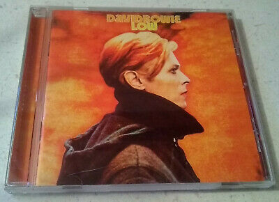 David Bowie - Low CD 1999 Enhanced Virgin (7243 521907 0 6)