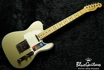 Fender American Elite Telecaster - Champagne Electric Guitar (Used)