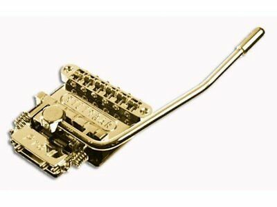 Stetsbar BoltOn Tremolo Pro II Hard Tail GOLD - Fits Ibanez, Squier more guitars