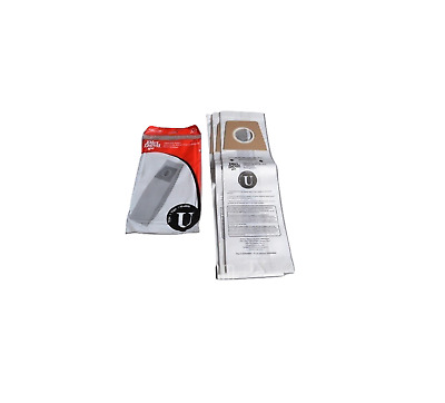 Dirt Devil Upright Vacuum Cleaner Type U Bags 3 Pk - 3920047001