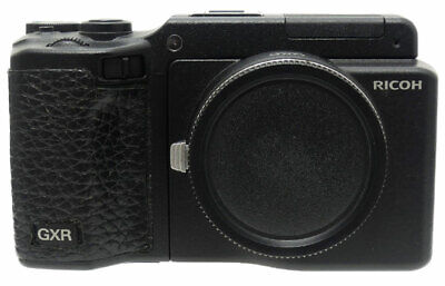 Ricoh GXR 10.0MP Digital Camera + A12 Mount - Leica M Mount Lens
