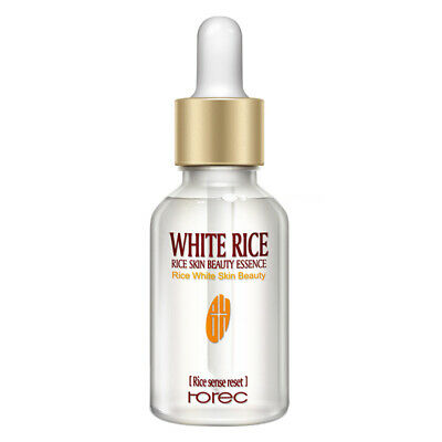 ROREC White Rice Serum Essence Moisturizing Anti Wrinkle Anti-Allergy Face V2A5